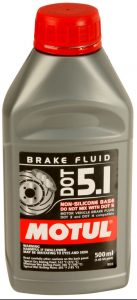 Brake fluid for brake repair