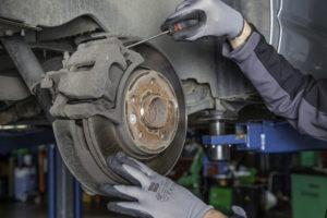 Auto repair brake repair