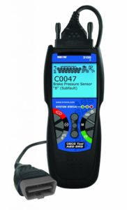 Check engine light obd scanner 1