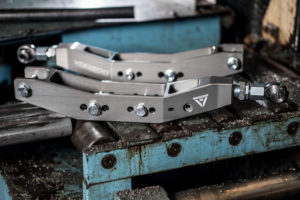Steering and suspension repair control arm