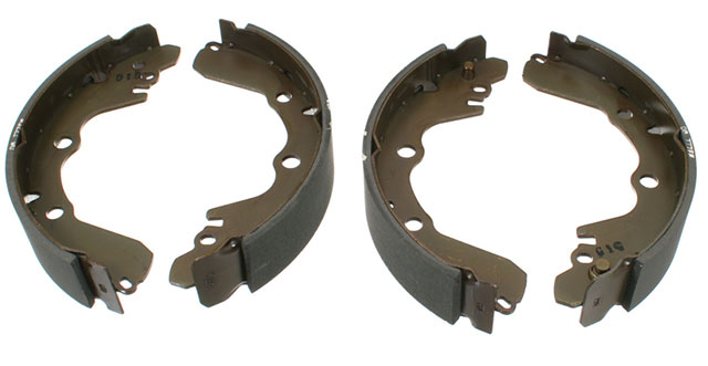 Brake shoes for brake repair
