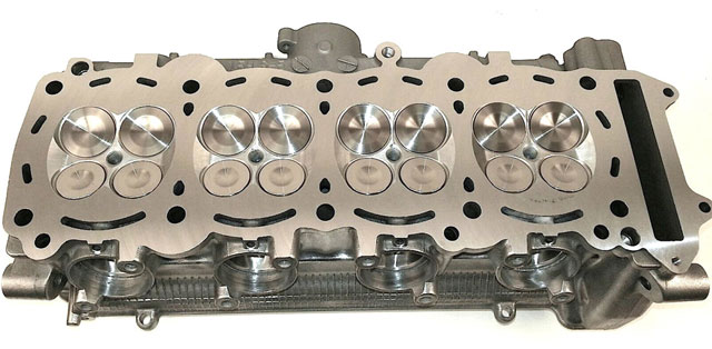 Cylinder head for engine repair