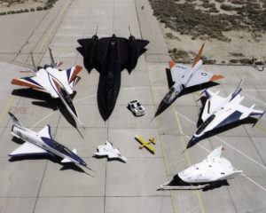 Fleet service nasa aircraft fleet