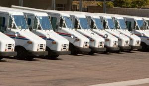 Fleet service postal