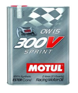 Motul oil for oil change