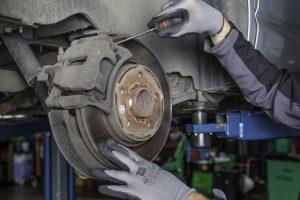 Auto Repair Services - Brake Repair