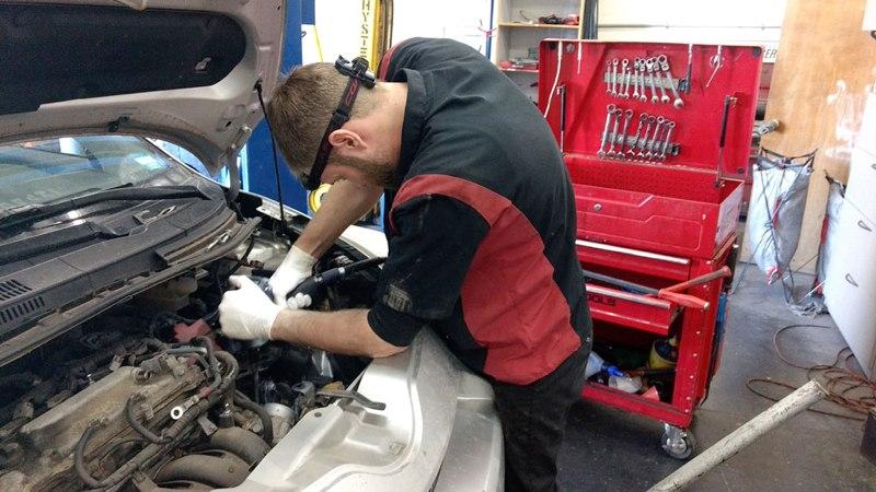 i work on cars owner
